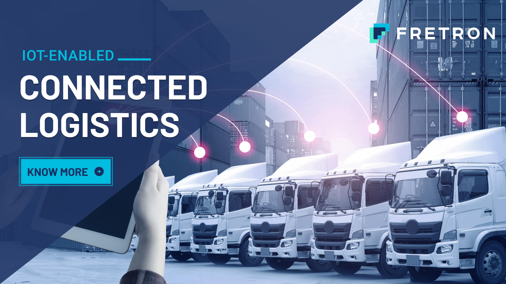 Connected Logistics 7 Ways it Boosts Your Transportation Management