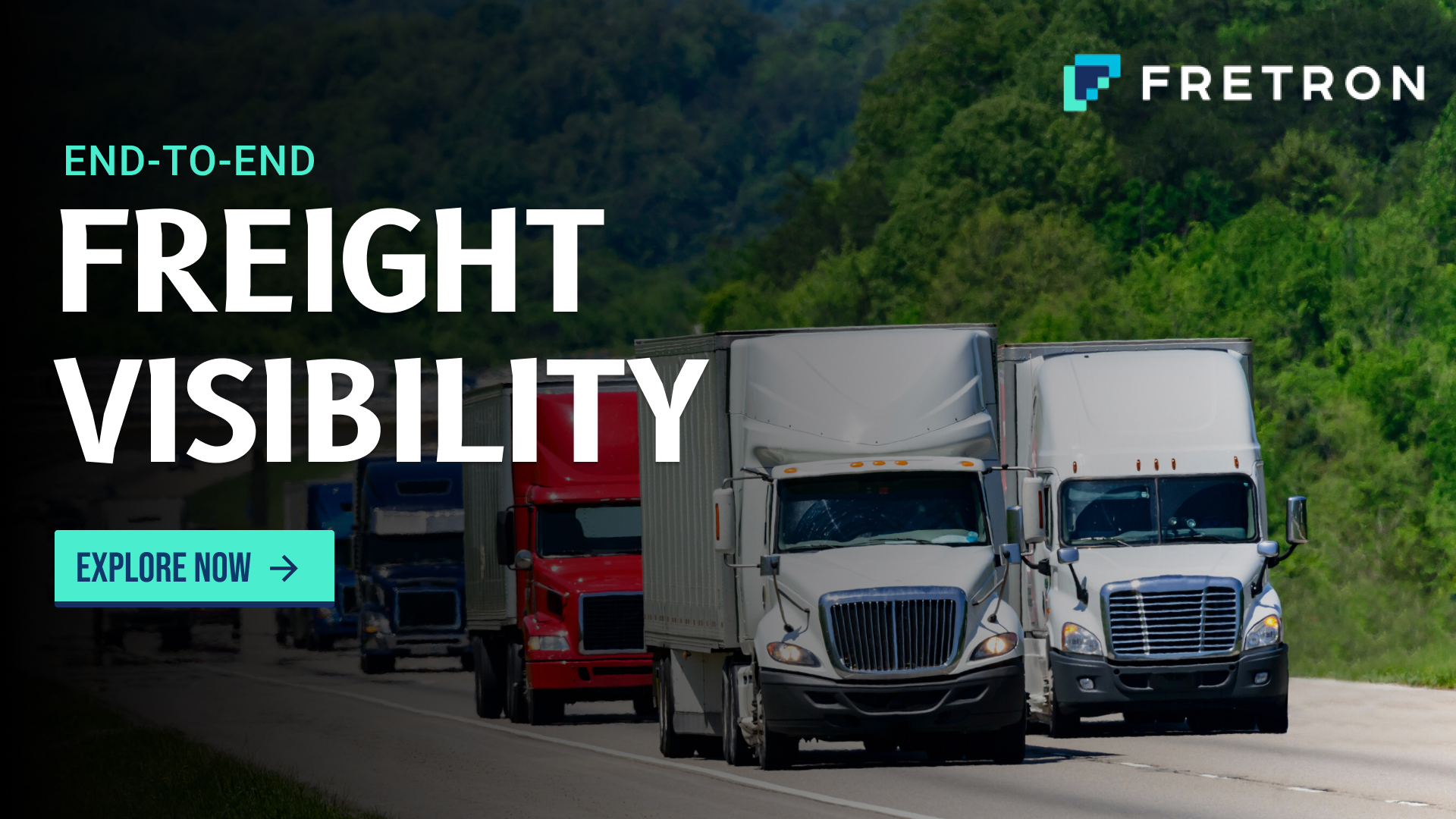 End-to-end freight movement visibility The Catalyst Header image